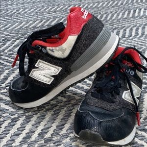 Toddler new balance sneakers size 11